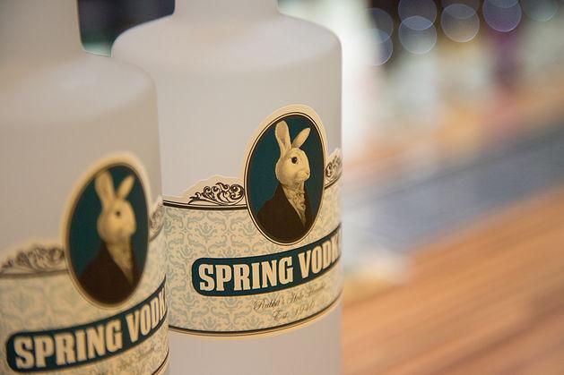 Spring Vodka 兔兔伏特加利口酒製作交流@高雄