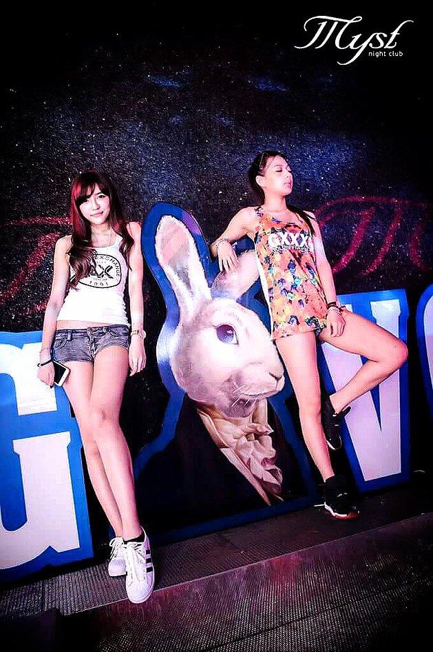 Spring Vodka 兔兔伏特加酒吧活動 Myst